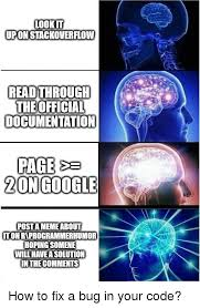 How To Post A Meme - lookit upon stackoverflow readthrough the official documentation
