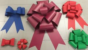 6 new outdoor indoor display bows king size bows