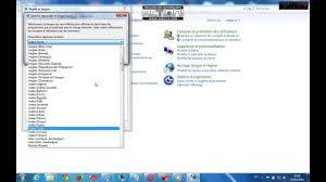 comment installer la langue arabe sur windows 7