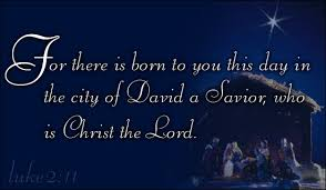 the savior is born merry looking for the blessed