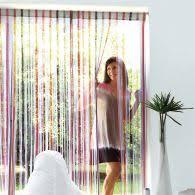 rideau fils multicolore myriad acheter ce produit au meilleur prix