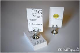 Event Business Cards Blog Letterpress Event Planner Business Cards