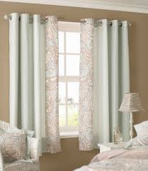 curtains ready made teal drapes curtains black and white panel