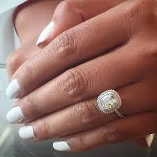 5 Carat Cushion Cut Engagement Rings Forevermark Diamond Ring 2 03 Carat Cushion Diamond With Double