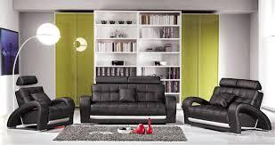 canap cuir noir 3 places canapé 3 places 2 places fauteuil en cuir luxe italien vachette