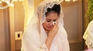 wedding dress nagita slavina banjir air mata pengajian nagita slavina penuh haru okezone