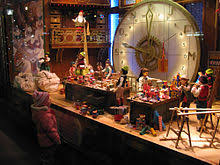 Christmas Window Decorations Manhattan by Christmas Window Wikipedia