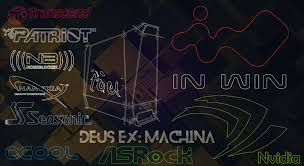 define ex machina in win tòu modding project deus ex machina