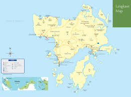 World Map To Scale by Langkawi Hotels And Sightseeings Map