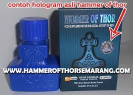 ciri ciri hammer of thor asli original dan yang palsu agen