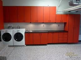 handsome garage storage ideas for small space custom home orange garage storage ideas for small space image