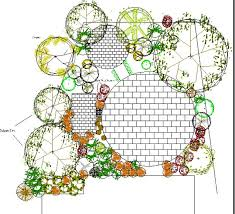 flower garden layout planner free decorating clear