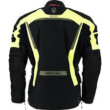 yellow motorcycle jacket richa cyclone gtx motorcycle jacket cordura gore tex waterproof