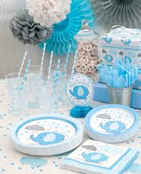 blue elephant baby shower decorations magnificent ideas elephant baby shower supplies