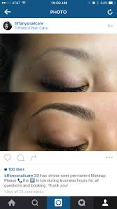 Hair Stroke Eyebrow Tattoo Nyc 103 Best Permanent Make Up Images On Pinterest Eyebrow Tattoo