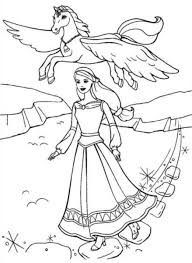 100 barbie princess and the popstar coloring pages printable