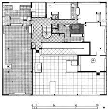 Villa Savoye Floor Plan Villa Savoye U2013 Le Corbusier U2013 Poissy Fr 1929 1931 Lavisse