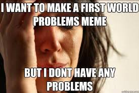 Hot To Make A Meme - the woman behind the first world problems popular meme is