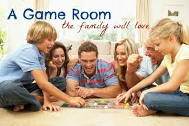 Building A Game Room - creating a game room your whole family will love two kids