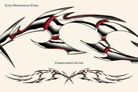 tribal biomechanical by noskill1343 on deviantart