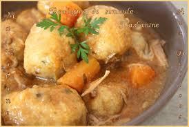 recette cuisine kabyle plat kabyle boulettes de semoule tiasbanine recettes salées