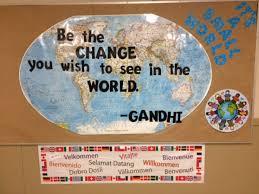 quote gandhi change world mrs iftody u0027s blog