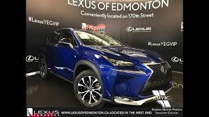 lexus nx200 f sport for sale 2017 ultra sonic blue lexus nx 200t awd f sport series 2 in deptjh