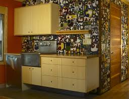 country kitchen wall decor ideas rustic kitchen decorating ideas orange ceramic backsplash trends