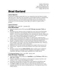 Sample Of Objectives In A Resume by Sample Objectives In Resume Resume For Your Job Application