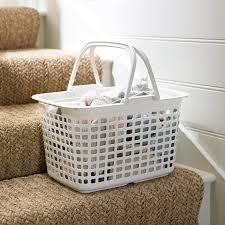 laundry tote standard plastic washing basket 25l camper vans and