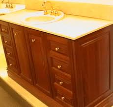 Wooden Vanity Units For Bathroom by Custom Made Gallery