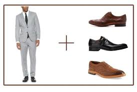 light gray suit brown shoes how to pick the right shoes for any color suit