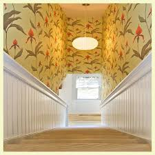 Beadboard Wallpaper On Ceiling by Decorating With Beadboard Wallpaper