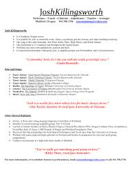 Resume Best Format Download by Music Resume Resume Cv Cover Letter
