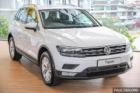 volkswagen touareg 2016 price new volkswagen tiguan 1 4 tsi in malaysia fr rm149k