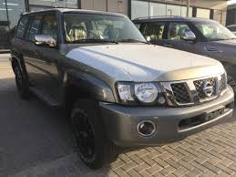 Nissan Super Safari 2017 Gcc Kargal Uae