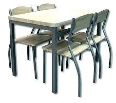 chaise cuisine noir ensemble table chaises cuisine brainukraine me