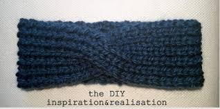 knitted headband pattern free knitting pattern twisted cable headband knitting