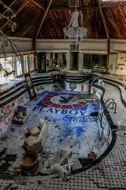 deserted places tiki palace an abandoned playboy mansion in