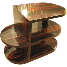 superb cube coffee table 10 unique macassar ebony side table