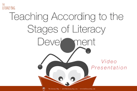 five stages of reading development u2014 the literacy bug