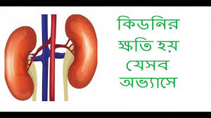 kidney infection practices which cause harm to the kidneys kidney infection