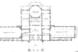 marvelous mansion floor plans big house plans 68821