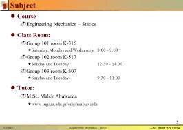 engineering mechanics u2013 statics ppt video online download