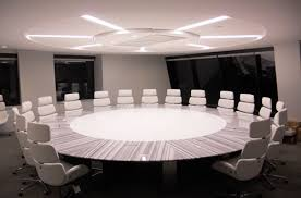 Executive Boardroom Tables Could You Do Something Like This But Smaller Out Of Stone Fine