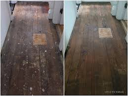hardwood floors without sanding