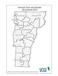 Vermont County Map Chittenden County Town Map Image Gallery Hcpr
