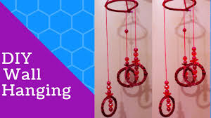 Wall Hangings For Living Room by Wall Hanging With Bangles New Wall Hanging Crafts Ideas