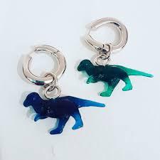 dinosaur earrings mcmanus on ridiculously dinosaur earrings