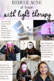 at home light therapy for acne reduce acne at home with light therapy citizens of beauty